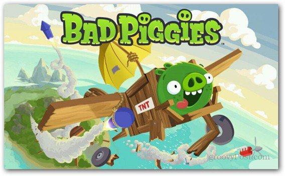 bad piggies angry birds loading