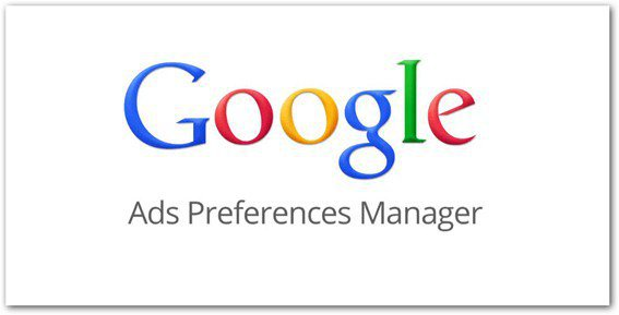 google ads preferences manager