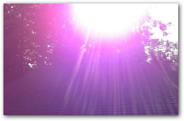 iPhone 5 Purple Haze