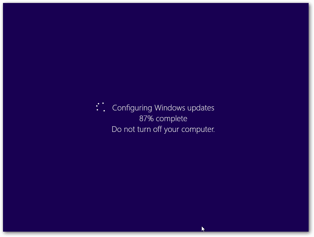 How to manually update windows 8 for Windows 10 update