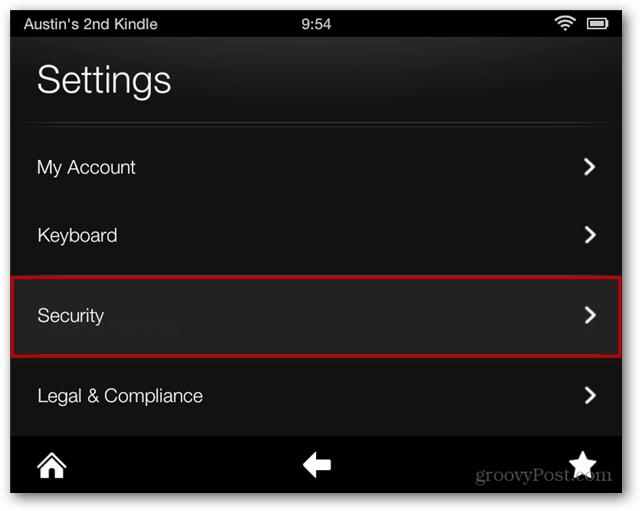 hd settings