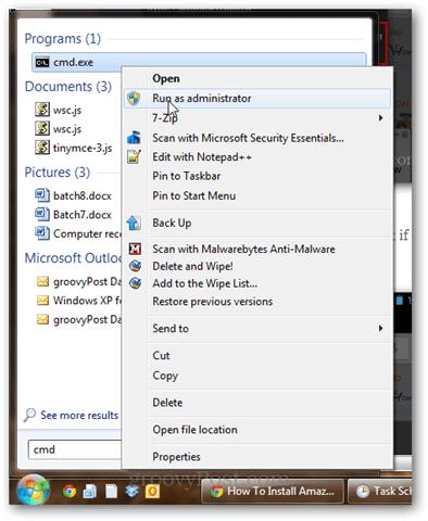 كيف جدولة نظام ويندوز للاسبات والتشغيل التلقائي