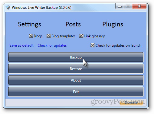 windows live writer theme migration
