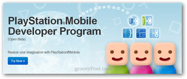 Playstation Mobile Developer Program