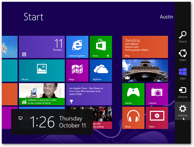 not only comes with a new Start interface How to Manually Update Windows 8