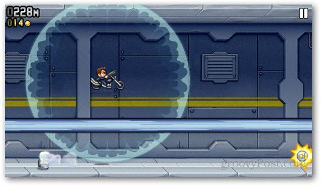 Are you an Android user looking for a free fun game to ease you into the weekend Android Game Review: Jetpack Joyride