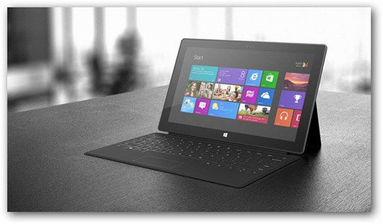 Microsoft Announces Surface RT Tablet Pricing, Available ...
