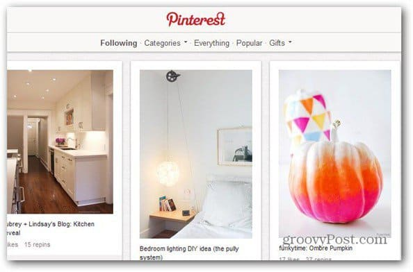 pinterest disable