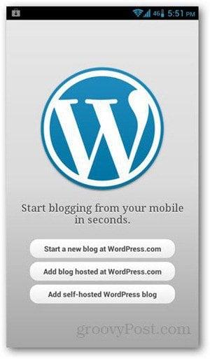 wordpress-for-android-setup