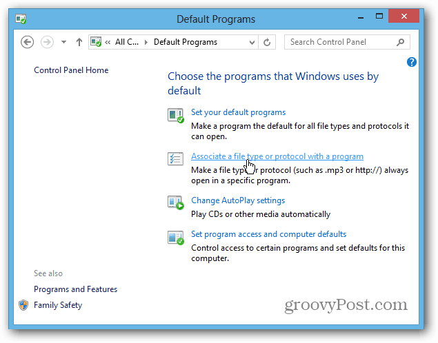 Associate MailTo Protocol