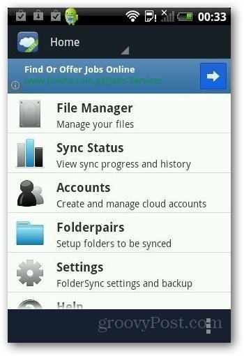 FolderSync 2