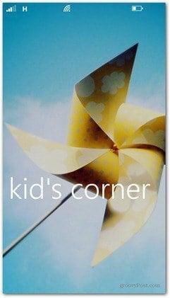 Kids Corner 12