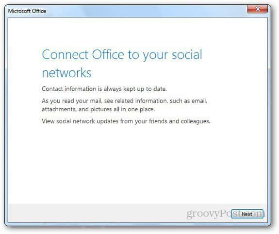 Social Networks Outlook 2