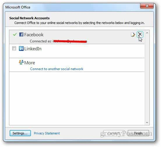 Social Networks Outlook 8