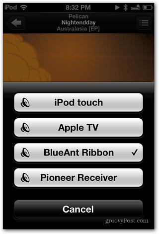 Stream BlueAnt Ribbon Bluetooth