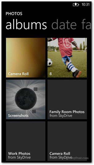WP 8 albums (2)