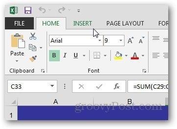 Watermark Excel 10