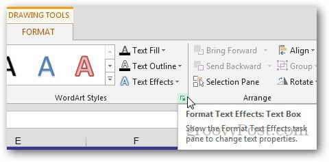 how to use watermark in excel 2007
