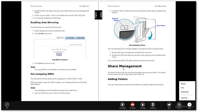 Windows 8 Reader PDF