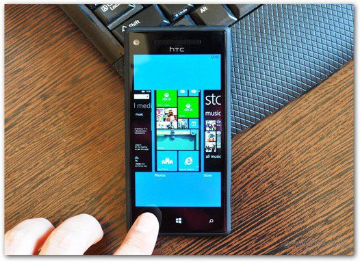 Windows Phone 8 access task manager