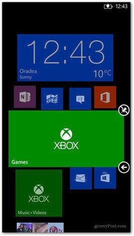 Windows Phone 8 customize tiles 4