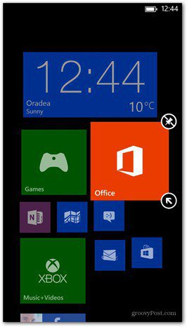 Windows Phone 8 customize tiles 7