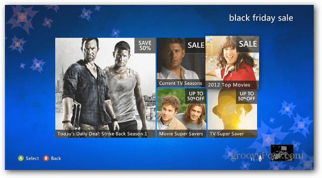 Xbox 360 Video Sale