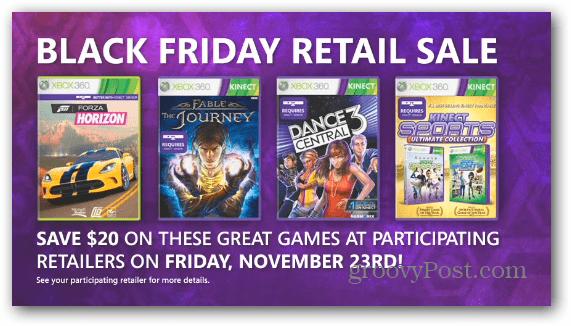 Xbox Retail Sales