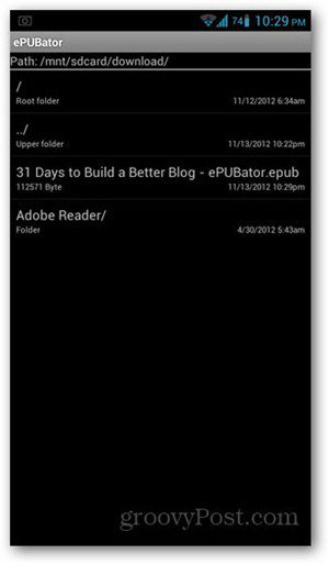 pdf to epub converter free android