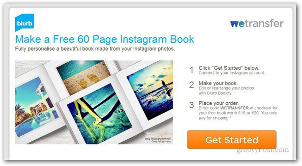 free instagram book wetransfer