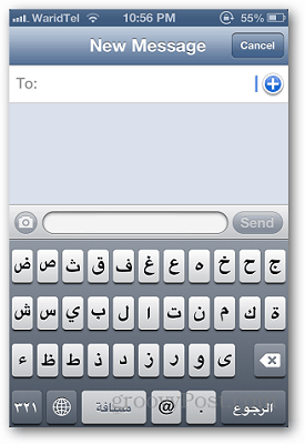 iPhone Keyboards 7