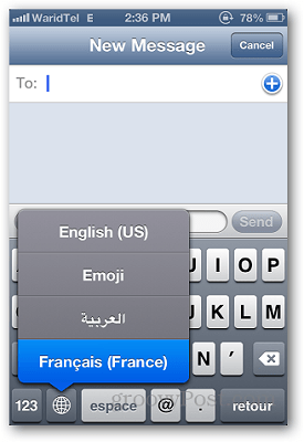 iPhone Keyboards 8