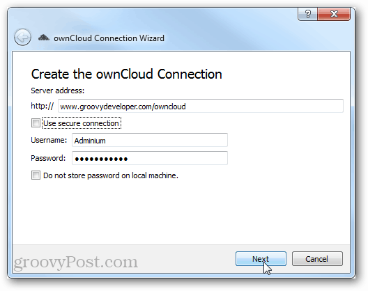 Cloud not found owncloud ssl apache