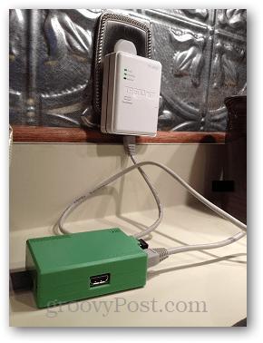 powerline ethernet lan speeds