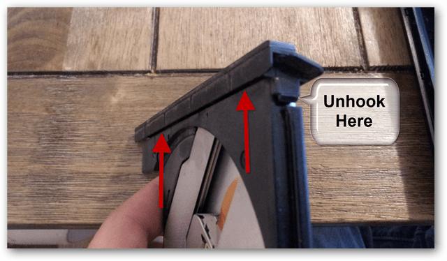 unhook panel