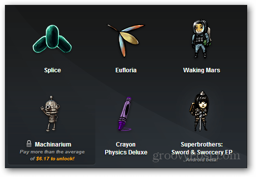 android humble bundle 4