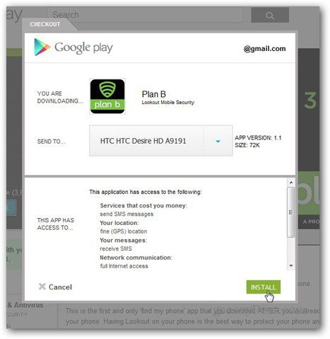 plan b google play store install