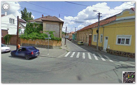 plan b smartphone location street view