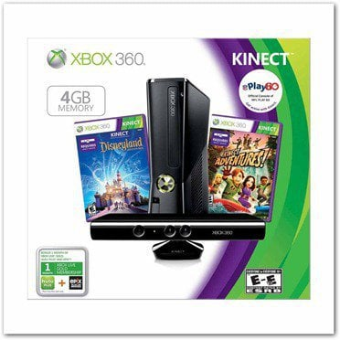 Amazon Offers Xbox 360 Black Friday Deal