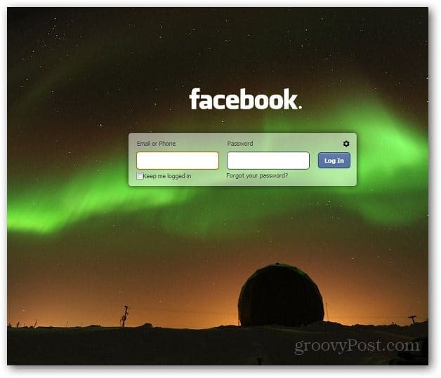Customize Fb 2