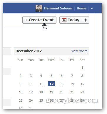Facebook Events 2