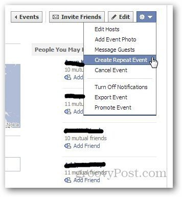 Facebook Events 4