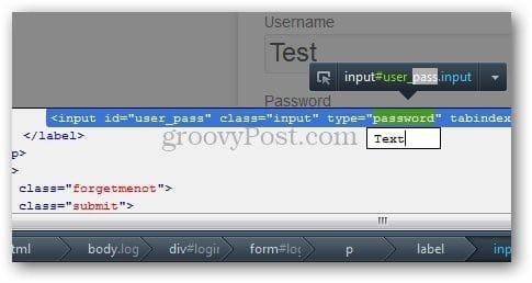 Firefox Password 3