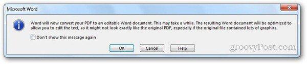 PDF Word 3