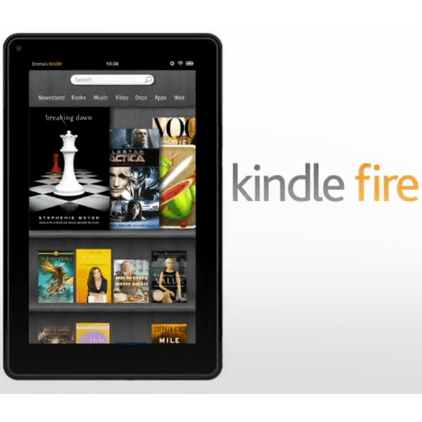 Kindle Fire Android Tablet, by Amazon