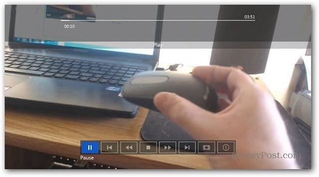 SkyDrive Videos Xbox