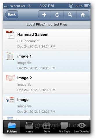 Transfer files ios 3