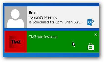 How To Configure Windows 8 App Notifications