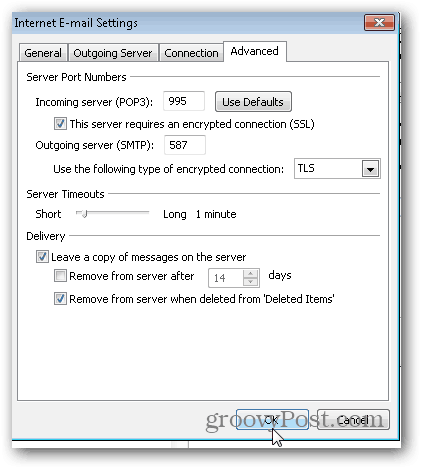 Outlook 2010 SMTP POP3 IMAP settings - 07