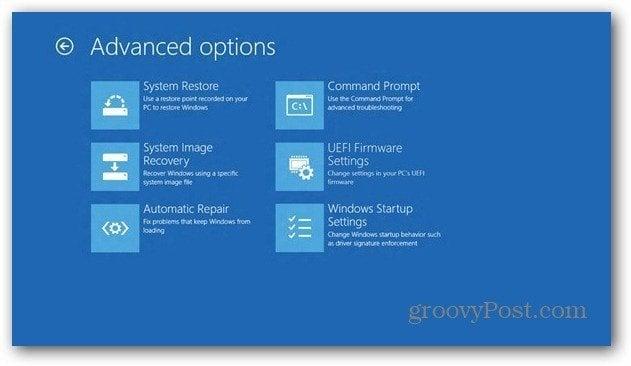 Advanced-Boot-Options